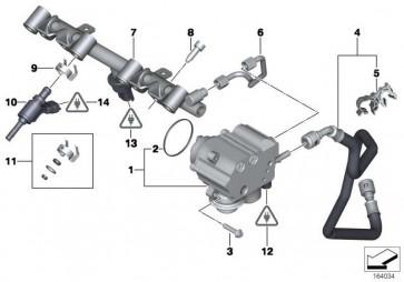 Injektor  1er 3er MINI  (13537591623)