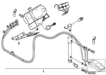 Schalter Elektr. Verdeck  Z3  (61318377606)