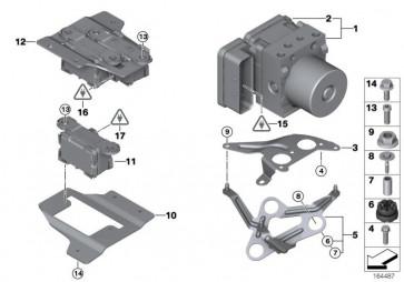 Austausch Hydroaggregat DSC (34502460431)