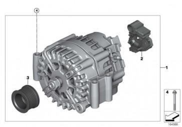 Austausch Generator 230A            X6 7er X5 5er 6er  (12317603782)