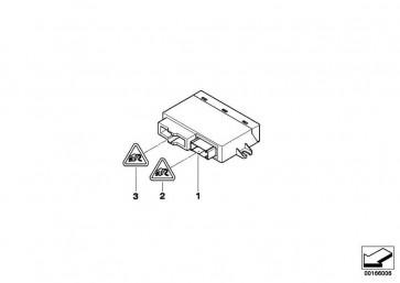 Cabrio-Verdeck-Modul  1er  (61359211494)