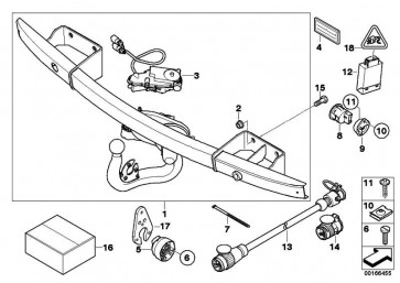 steuerger t ahk 3er 71606857227. Black Bedroom Furniture Sets. Home Design Ideas