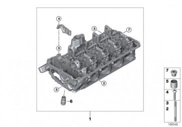 Stiftschraube selbstsichernd M8X50-10.9 (11128680222)
