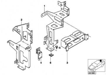 Halter Navigationsrechner  3er 5er 6er 7er X5 X6 Z4  (65908370933)