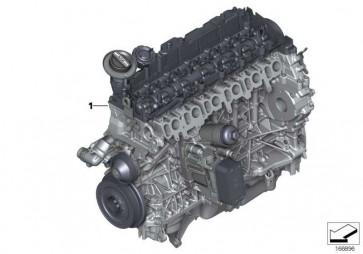 Austausch Triebwerk N57D30A X3 X4  (11002210430)