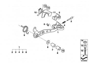 Trittstück  K25 K72 K75 K70  (35217693227)