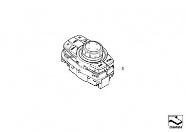Controller  1er 3er 5er 6er X1 X5 X6  (65829240956)