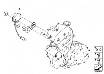 Generatorregler  K15 K75 K70 K72  (61317707943)