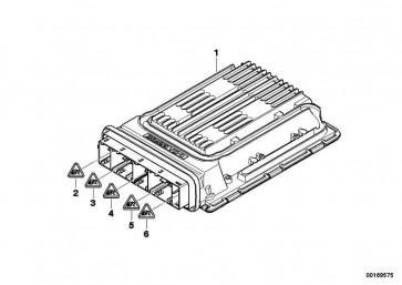 Abdeckkappe 40-POL.         3er 5er 6er 7er X5 X6  (12527564138)