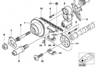 Torxschraube M12X1,5X85      5er 7er X5  (11361432438)