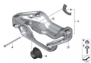 Getriebeträger  X5 X6  (22326854187)