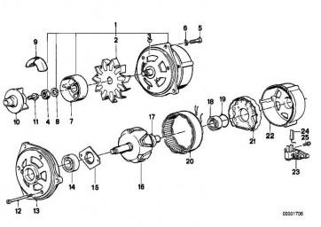Schraube M8X40  (12311461463)