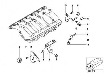 Schraube K60X22          1er 3er 5er 6er 7er X1 X3 X5 X6 Z3 Z4  (11617533331)