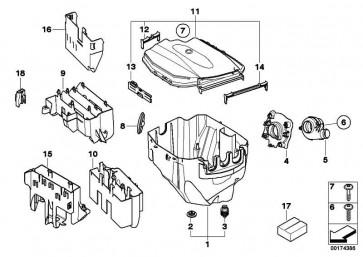 E-Box Lüfter  1er 3er 5er 6er X1  (12907531783)