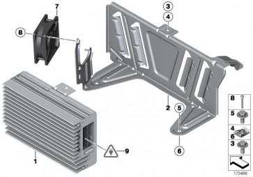 Verstärker Top-Hifi-System  7er X3  (65126813112)
