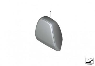 Kopfstütze Leder SCHWARZ         Z4  (52107237414)