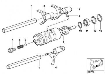 Zylinderschraube  259 259R K589 K569  (23311451119)