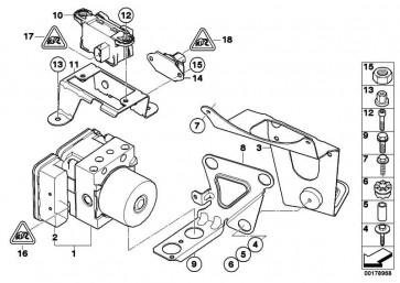 Hydroaggregat DSC  5er 6er  (34507838390)