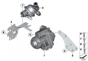 ASA-Schraube M8X22-8.8 ZNS3 7er 6er X4 3er 4er X1 2er MINI  (11517602124)