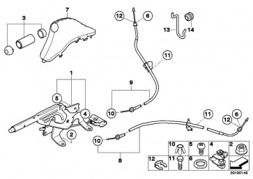 Schraube M4              MINI 3er 1er X1  (34406765685)