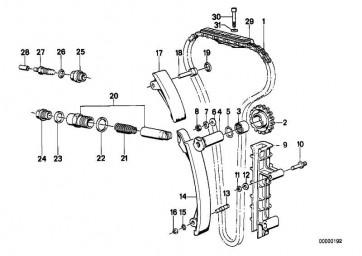 Verschlusskappe D=3,5MM  3er 5er 6er 7er 8er M1 X3 X5 Z1 Z3 Z4  (11611437560)