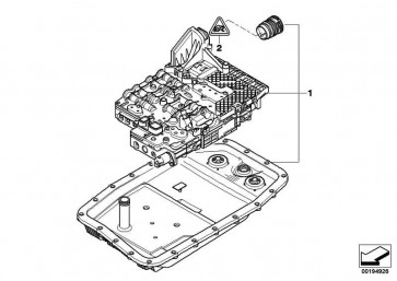 Austausch Mechatronik  5er 6er X5 X6  (24007571248)