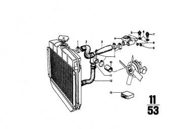 Thermostat 75CEL             (11531260720)