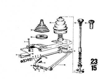 Zylinderschraube M10X35            (07119919669)