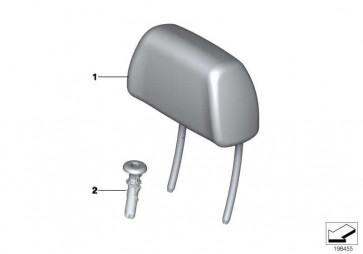 Kopfstütze Leder SAVANNABEIGE    X1  (52102992846)