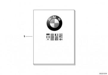 DVD Repair Manuals F Models K7x BIS MJ 13  (01598559608)