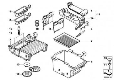 Grundplatte  X5 X6 MINI  (84109201946)