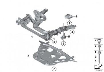 Schraube selbstschneidend M8X33-10.9 ZNS3 7er 5er 6er i3  (31106783907)