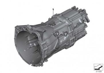 Austausch 6 Gang Getriebe GS6-45BZ - THD4 1er 3er 5er  (23007599342)