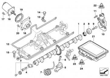 Torxschraube M6X20-10.9-PHR  (07129903535)