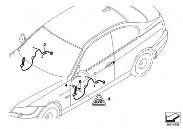 Kabelsatz Fahrerseite  3er  (61126957114)