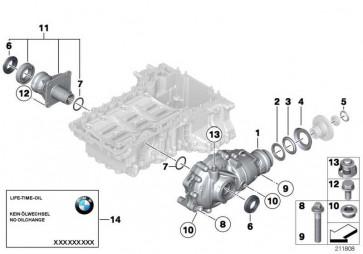 Staubschutzteller klein  1er 3er 4er 5er 6er 7er X1 X3 X4 X5 X6  (31520019369)