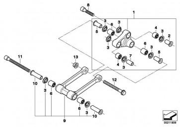 ISA-Schraube M12X1,5X140      (33537709302)