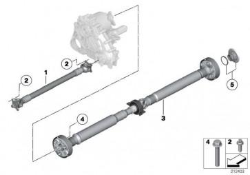 Gelenkwelle Automatikgetriebe L=1310MM        6er  (26107631358)