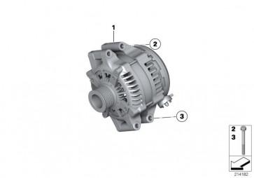 Austausch Generator 215A (12317616121)