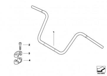 Zylinderschraube M8X50           259C  (32712331966)