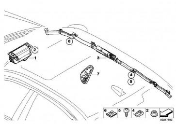 Airbag Beifahrer  3er  (72129202806)