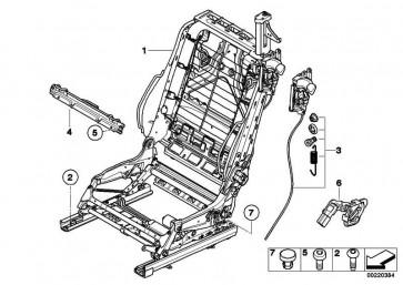 Linsenschraube M6X16           3er  (52109125400)