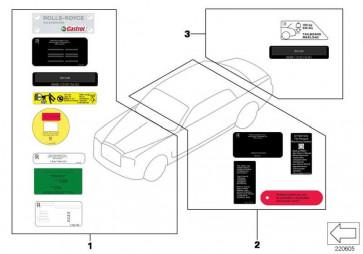 hinweisschild k hlmittel 1er 2er 3er 4er 5er 6er 7er x1 x3. Black Bedroom Furniture Sets. Home Design Ideas