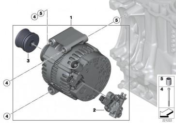 Generator 150A / BOSCH (12317604782)