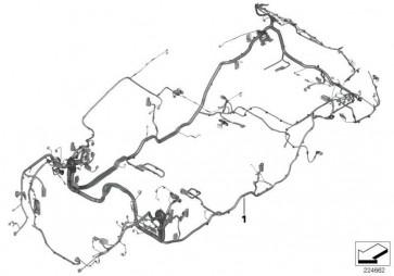 Hauptkabelbaum Duplikat  3er  (61112280482)