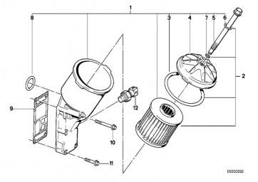 Ölfilter (PUR-L857)