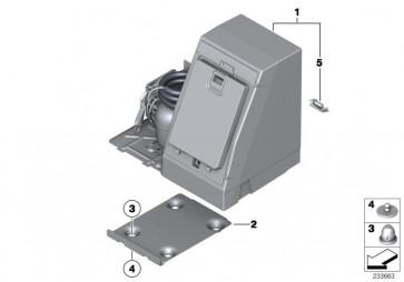 Halter Kühlbox (64117903903)