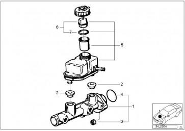 Ausgleichsbehälter  3er Z3  (34322228218)