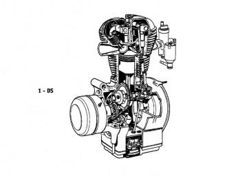 Dichtungssatz Motor (11000008415)