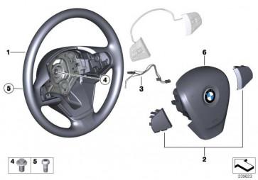Airbagmodul Fahrerseite  X3 X5 X4 X6  (32306787341)